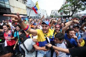 VENEZUELA-MANIFESTACION